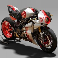 Stunning Ducati Monster bodykit by Paolo Tex Ducati Motorbike, Moto Ducati, Motorbike Girl, Cafe Racer Motorcycle, Motorcycle Clubs, Concept Motorcycles, Racing Motorcycles, Ducati Monster 1100 Evo, Custom Cafe Racer