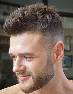 Undercut With Spiky Top