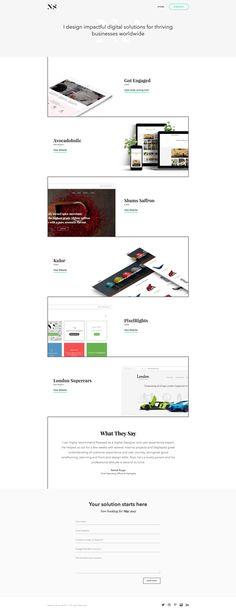 http://naweedshams.com - Webflow CMS Expert Designer - Based in London, UK.