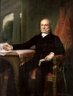 the biography and life work of john quincy adams 6th president of the united states First president of the united states  complete biography : john quincy adams (6)  pierce struggled with alcoholism throughout his life and died of cirrhosis of.