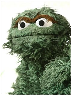 2/16/2013: Do A Grouch A Favor Day. Sponsored by the most famous grouch of all...