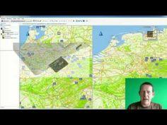 ▶ Garmin Benelux Fietskaart deel 2 - YouTube