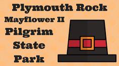 Plymouth Rock Mayflower II Pilgrim Memorial State Park Plymouth MA #Happ...