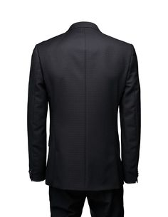 Tiger of Sweden. Nedvin jacquard suit made of premium quality fabric from Italian weaver Marzotto.