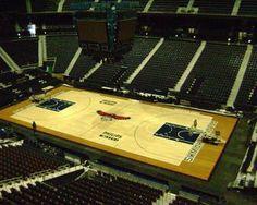 Phillips Arena, Atlanta Hawks.