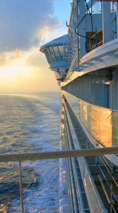 Harmony of the Seas | Delivery is upon us. Royal Caribbean's largest ship in the world is here and primed for it's inaugural sailing.
