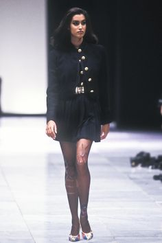 Gianni Versace Spring Summer 1991