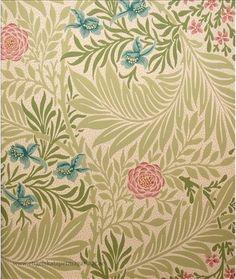 Tapet (Engelska Tapetmagasinet) William Morris.