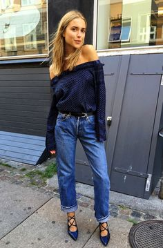 A Blogger-Approved Way To Style An Off-The-Shoulder Top