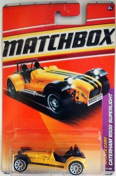 Repairing Matchbox Cars
