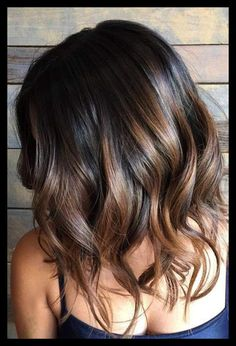 35 Balayage Hair Ideas in Brown to Caramel Tone | Balayage ... | WomanAdvise - WOMANADVISE.COM