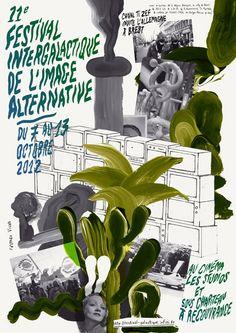 Festival intergalactique de l'image alternative - Formes Vives, l'atelier