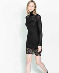 ROBE STYLE NUISETTE- ZARA Zara Official Website, Zara New, Lingerie Dress, Fashion Dresses, Boutique, Female, Formal Dresses, Clothes, Style