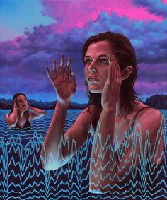 OcéanoMar - Art Site : nevver: Strangers from Earth, Casey Weldon ...