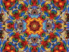 Farbenpracht, Kalejdoskop