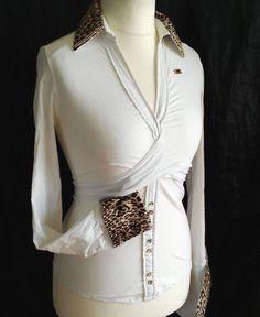 CELYN B. white blouse long sleeve SZ M #CELYNB #Blouse@eBay @avito_ru @DailyMail @Facebook @yandex @yandexcom @WhatsApp @google @Skype @ICQ @tumblr  @Pinterest @instagram #Clubwear