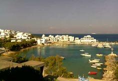 Paros - Spiaggia Piso Livadi