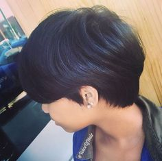 Nice cut via @hairartistrybybri via @blackhairinfo