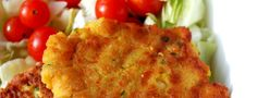 Placičky z červené čočky a zeleniny Healthy Salad Recipes, Raw Food Recipes, Vegetable Recipes, Vegetarian Recipes, Cooking Recipes, Good Food, Yummy Food, Cooking Light, Vegan Dishes