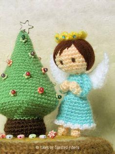 Link naar leuke haakpatronen voor kerst 2013