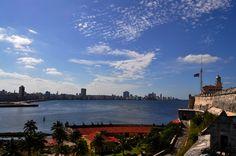 Havana, Cuban jewel. Sail with www.marinfinito.com