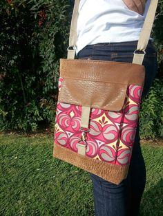 Introducing: The Metro Hipster Bag Pattern - Betz White