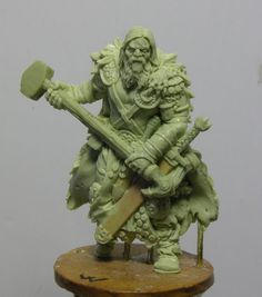 [Kickstarter] Blood Rage- Viking minis board game by CMoN, with Guillotine Games and Studio McVey! Dnd Mini, Ceramic Sculpture Figurative, Nordic Art, D&d Dungeons And Dragons, Warhammer 40k Miniatures, Fantasy Miniatures, 3d Prints, Fantastic Art, Art Techniques