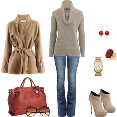 Cashmere and Leather, created by archimedes16