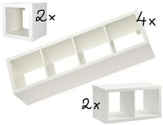 ikea kallax queen storage bed rv reno pinterest ikea kallax ikea hackers and storage beds. Black Bedroom Furniture Sets. Home Design Ideas