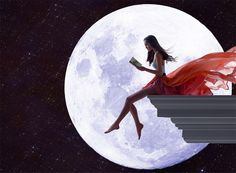 ...illuminates those things I need to learn...  #luna #moon #goddess