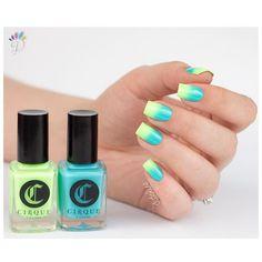 Water Marble Nails, Neon Nails, Summer Nails, Nail Polish, Beauty, Summery Nails, Marble Nails, Nail Polishes, Polish