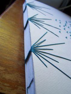 Handmade Notebook, Handmade Journals, Handmade Bags, Handmade Bracelets, Homemade Books, Bookbinding Tutorial, Stitch Book, Paper Book, Book Projects