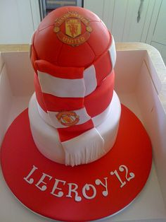 Liverpool Fc Birthday Cake Asda