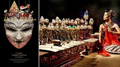 Wayang World Puppet Carnival 2013 was held in the Indonesian capital, Jakarta, 1-8 September.