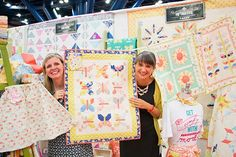 Favorite Finds and Collections at Fall Quilt Market 2014 - Fat Quarter Shop's Jolly Jabber