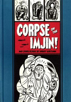 Midtown Comics Deal of the Day for 1/6/14: EC Library Harvey Kurtzman Corpse On The Imjin And Other Stories HC for 60% off.