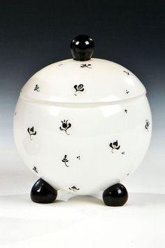 Loetz enamel styles - # 4 Peche floret | Collectors Weekly