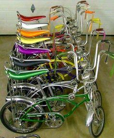 Cool Bicycles, Cool Bikes, Retro Toys, Vintage Toys, 1970s Toys, 1960s, Vintage Stuff, Childhood Toys, Childhood Memories