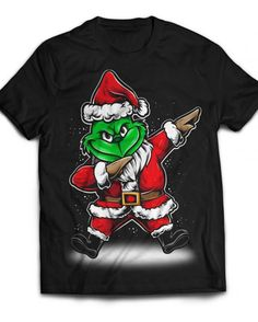 Grinch dab style t shirt design template T Shirt Designs, Grinch Shirts, The Grinch Movie, T Shirt Design Template, T Shirt Time, T Shirt Yarn, Vector Design, Shirt Style, Digital Prints