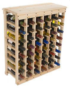 simple wine rack plans