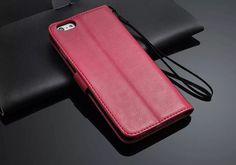 iPhone All-In-One Leather Case, Wallet, and Stand