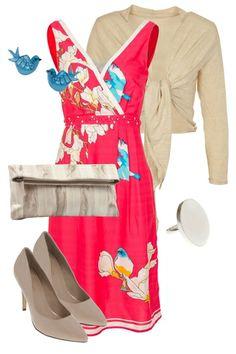 Steel Magnolia Outfit includes Uttam Boutique, Therapy, and Vigorella - Birdsnest Online Store