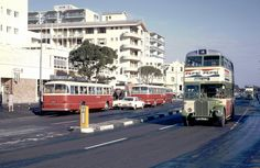Former London RT in Cape Town, South Africa, Union Of South Africa, Cape Town South Africa, London Transport, Road Transport, Buses And Trains, Double Decker Bus, Bus Coach, London Bus, African History