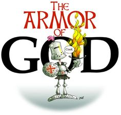 Neat Bible Kids website - The Armor of God!