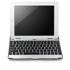 BoxWave Apple iPad 4 Keyboard Buddy Case, Wireless Bluetooth iPad4 Keyboard and Aluminum Cover for Apple iPad 4th Generation with Retina Display (Metallic Silver) by BoxWave. $25.00. BoxWave's Keyboard Buddy Case: A perfect companion for your iPad 4Plays Well with OthersWith its surprisingly lightweight yet strong, aluminum construction and integrated Apple commands, the Keyboard Buddy Case is designed to be the ideal complement to the new iPad's on-screen keyboard...