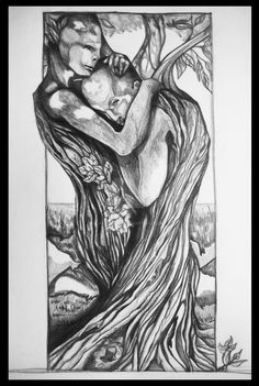 The Embrace's Natural Essence. by AlessiaHV.deviantart.com on @DeviantArt