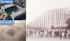 Exclusive: Abramovich will unveil Stamford Bridge expansion plans #DailyMail