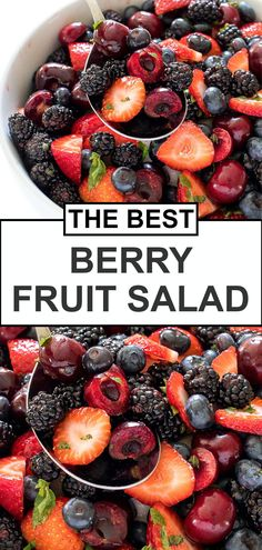 Healthy Side Dishes, Easy Healthy Recipes, Healthy Snacks, Vegetarian Recipes, Clean Eating Snacks, Healthy Eating, Fruit Salad Recipes, Dessert Recipes, Recipe Cover
