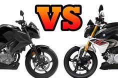Comparison Test: BMW G310R vs. Honda CB300F | Reviews | Motorcyclist