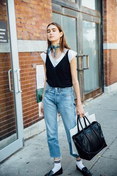 20 Looks Que Prueban Que Necesitas Unos Pantalones Que No Sean Skinny Jeans